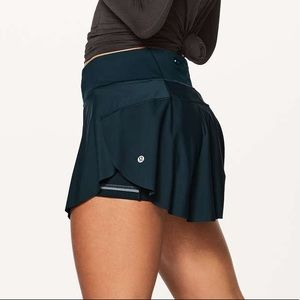 lululemon athletica Skirts - Lululemon Quick Pace Skirt